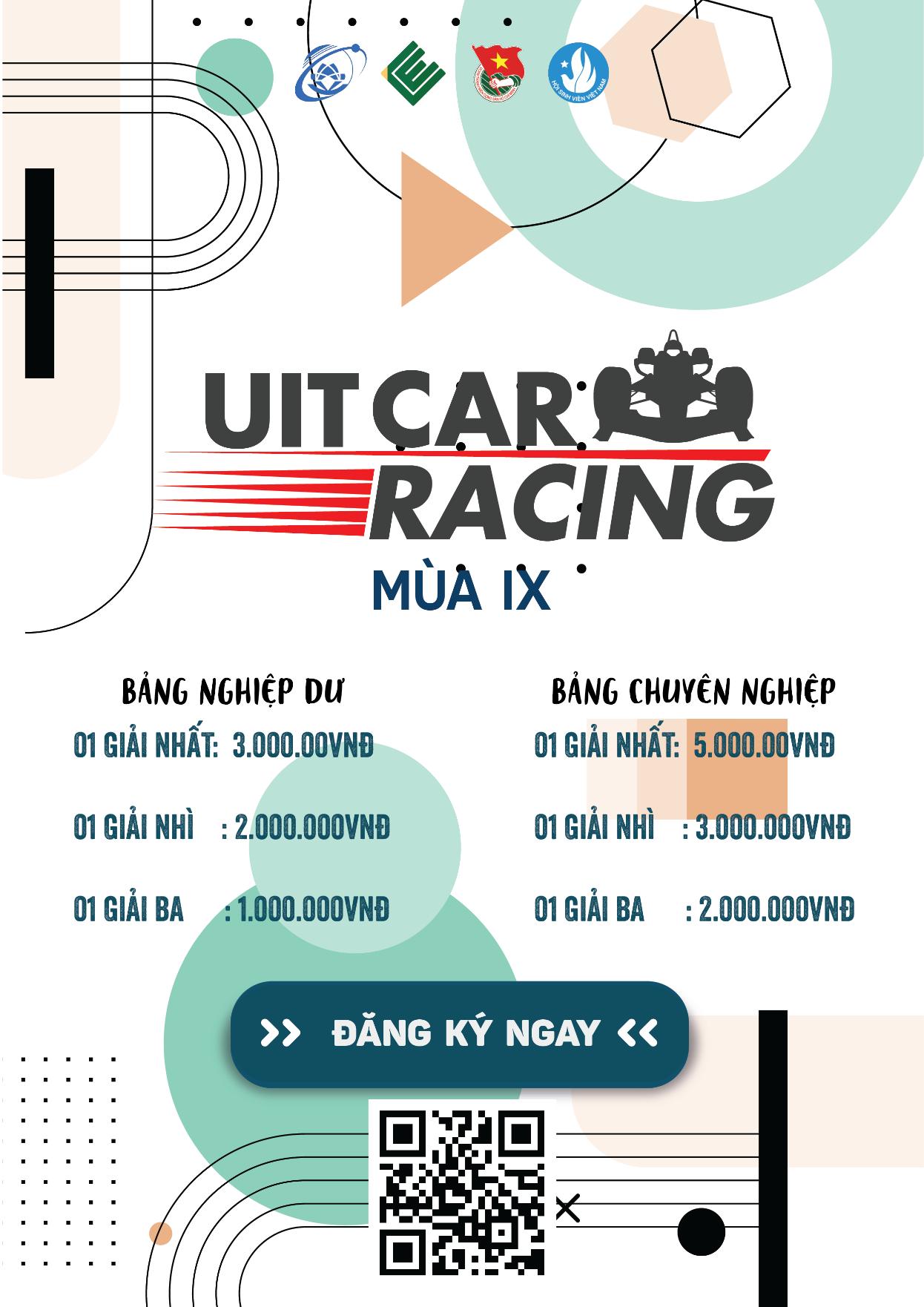 Cuộc thi IT Car Racing Mùa 9 – Năm 2020 tái khởi động