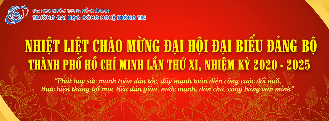 Nhiệt liệt chào mừng đại hội đại biểu Đảng bộ Tp HCM lần thứ XI