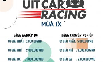 Cuộc thi IT Car Racing Mùa 9 - Năm 2020 tái khởi động