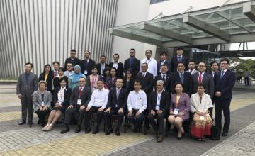 Hiệu trưởng Trường ĐH CNTT tham dự  Diễn đàn Các trường Đại học Châu Á lần thứ 8