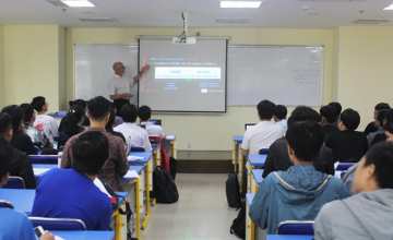Chương trình tiên tiến: Lựa chọn ưu việt của sinh viên hiện đại