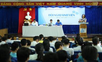 Hội nghị Sinh viên năm học 2018 - 2019