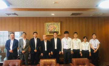 Sinh viên UIT cơ hội tuyệt vời để thực tập tại Nhật bản