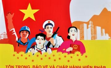 Thông báo v/v triển khai Ngày Pháp luật Việt Nam 9/11 năm 2017