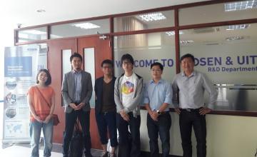 Trao đổi hợp tác với Công ty Nhật Bản về tuyển dụng nhân sự