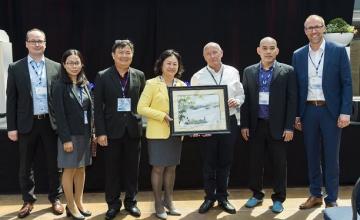 Đoàn Trường ĐH CNTT tham dự  Diễn đàn Năng lượng và Sáng tạo Rosen