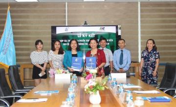 Trường ĐH Công nghệ Thông tin ký kết hợp tác với Công ty IIG Việt Nam