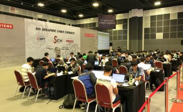 Sinh viên UIT giành giải Nhì cuộc thi Singapore Cyber Conquest 2018