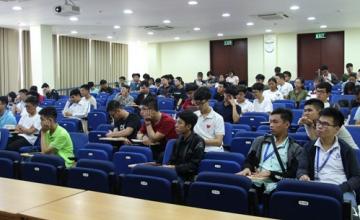 Hội Thảo Sở hữu trí tuệ trong lĩnh vực IT cho sinh viên