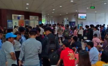 Gần 1000 tân sinh viên xác nhận nhập học tại Trường Đại học Công nghệ Thông tin