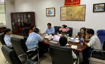 Trường ĐH Công nghệ Thông tin triển khai công tác phòng chống dịch bệnh viêm đường hô hấp do virus Corona