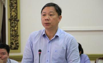 Chúc mừng PGS.TS Dương Anh Đức được bầu làm Phó chủ tịch UBND thành phố