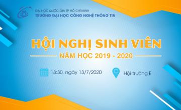 Hội nghị Sinh viên năm học 2019 - 2020