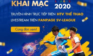 SV-League 2020, giải bóng đá thường niên Đại học Quốc gia