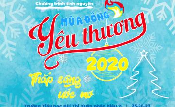 Chương trình Mùa Đông Yêu Thương 2020