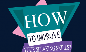"""NC Sharing số thứ 4 - How to improve your speaking skills?"""""""