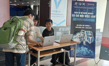 Seminar chia sẻ về nghề nghiệp và cơ hội việc làm An toàn Thông tin.