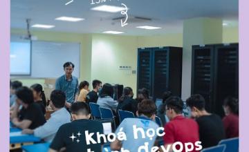 Học viên mạng Cisco CNSC chiêu sinh lớp DevNet - Lập trình DevOps
