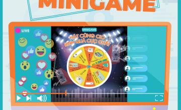 LIVE STREAM MINIGAME CiC 2021
