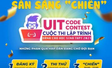 Cuộc thi UIT Code Contest đợt 6