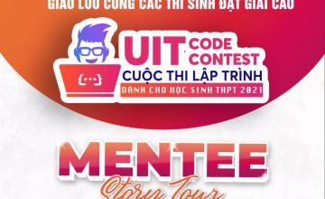 Cùng giao lưu với những thí sinh xuất sắc tại cuộc thi UIT Code Contest