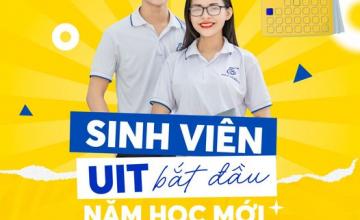 SINH VIÊN UIT BẮT ĐẦU NĂM HỌC MỚI 2021-2022 TỪ NGÀY 6/9/2021