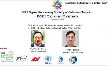 Sinh viên UIT cùng tham dự IEEE Day seminar
