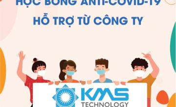 Sinh viên CNPM nhận hỗ trợ từ công ty KMS Technology
