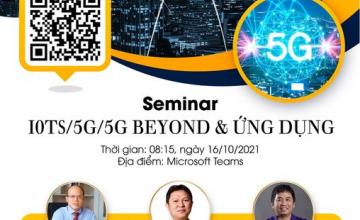 Seminar IOT/5G/5G Beyond & Ứng dụng