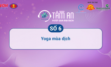 Radio 6: Yoga mùa dịch