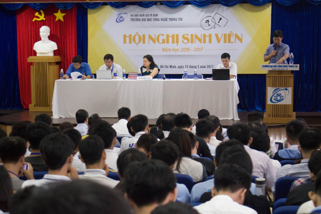 Hội nghị sinh viên năm học 2016-2017