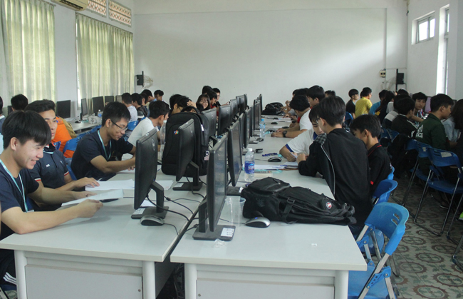 Cuộc thi lập trình thuật toán UIT-ACM VII