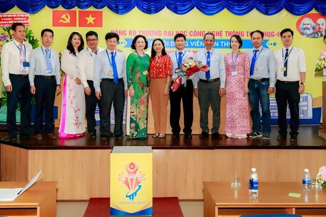 Ban Chấp hành Đảng bộ Trường Đại học CNTT, nhiệm kỳ 2020-2025